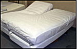 Sheet Set - Flannel Adjustable (Partial Split)