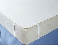 "Mattress Pad - Polyester 3/4"" Band"