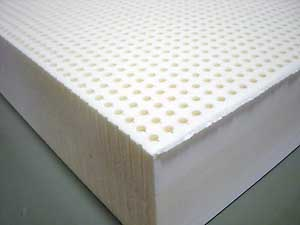 "Latex Foam Topper 2.75"" - RV"